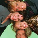 """Ensemblen i SVT produktionen """"Nöjesredaktionen"""" som sändes... 1998 kanske?"""