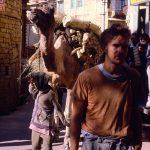 Jaisalmer 1985 Jag tror nästan alla mina resor handlar om en önskan att resa i tiden. Till andra århundraden. Jaisalmer var som att få vandra i en medeltida stad bland långväga handelsmän med exotiska varor.