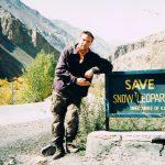 En del i resan i norra Pakistan var ju så klart att ändå ha en lite, liten chans att få se en Snöleopard. Jag tyckte var enormt upplyftande att se att fler än jag tycker det är en djur värt extra aktning. Vi hälsade på någon utpost som bevakade området med WWF pengar. Gjorde i och för sig ingen ingående studie i hur bra eller dåligt det gick, men det kändes som att pengarna man slantat in till Världsnaturfonden genom åren ändå hamnat där det var tänkt.