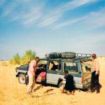 Att ta sig till Timbuktu är inte lätt. Vi körde över väglösa dyner och då hade jag ändå lagt ut lite extra för att ta mig dit så smidigt som möjligt. Att ta sig därifrån var ännu trixigare, men det är en lång historia.